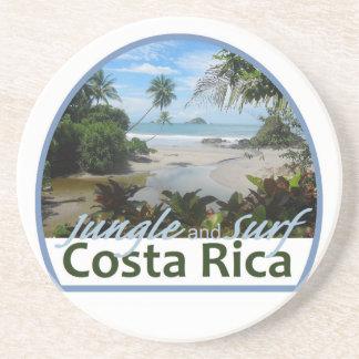 Costa Rica Sandstein Untersetzer