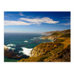 Côte de la Californie du nord Cartes Postales