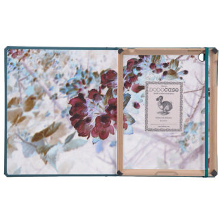 Cottage floral chic coque iPad