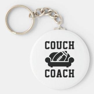 Couch-Zug Schlüsselanhänger