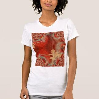 Couleur D'une Danse De Ballet 3 T Shirt
