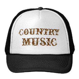 Countrymusik Retromützen
