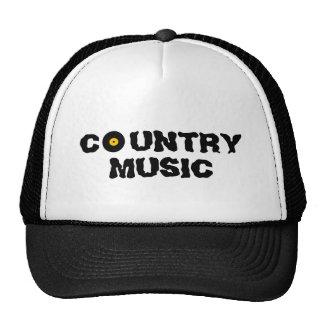 Countrymusikhut Truckerkappe