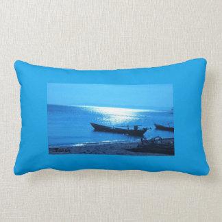 Coussin Blue Lagoon Zierkissen