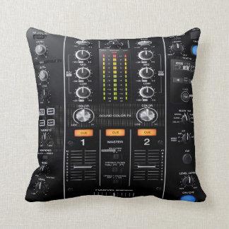 coussin de mélangeur du DJ