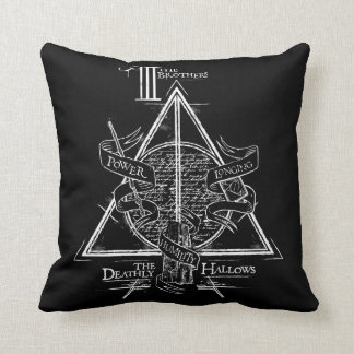 Coussin Le charme | de Harry Potter DE MORT SANCTIFIE le