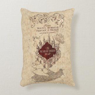 Coussins Décoratifs La carte du maraudeur du charme | de Harry Potter