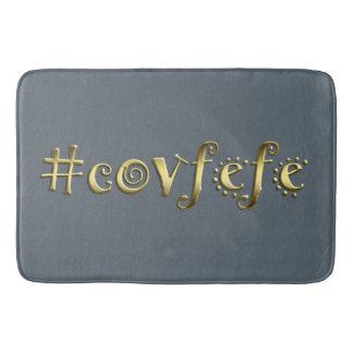 #covfefe! badematte