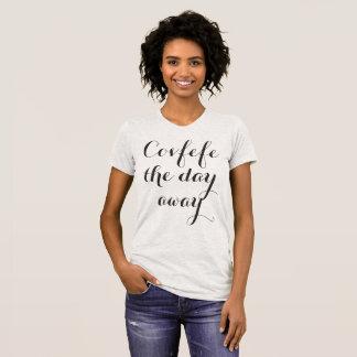 Covfefe das der Tag Shirt Frauen entfernt |