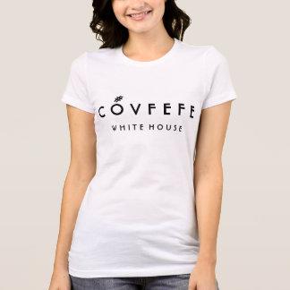 COVFEFE der Bella der Frauen des Haus-| lustigen T-Shirt