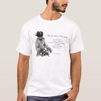 COWBOY: FRUCHT DES GEISTES: BLEISTIFT-KUNST T-Shirt