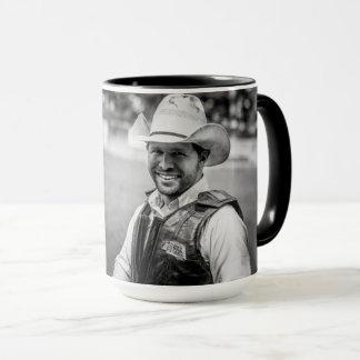 Cowboy-Kaffee-Bild-Foto-Tasse USA kundenspezifisch Tasse