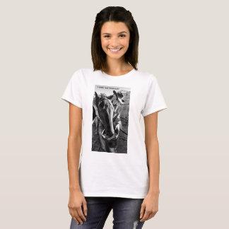 Cowboy-T - Shirt-Frauen T-Shirt