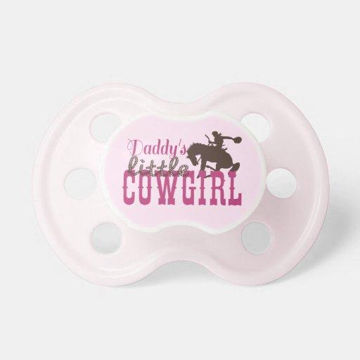 Cowgirl-Baby-und Kleinkind-Kleidung Schnuller