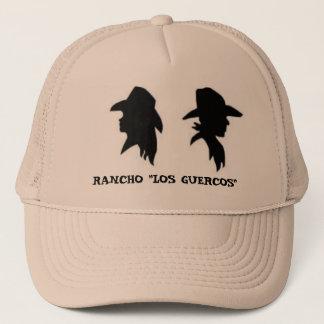 Cowgirl, Cowboy, RANCH Truckerkappe