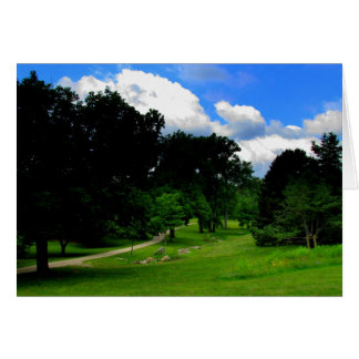 Cox-Arboretum - Dayton, Ohio Karte