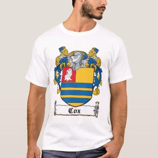 Cox-Familienwappen T-Shirt