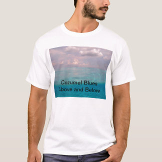 Cozumel-Blues T-Shirt