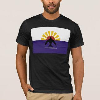 Cozumel, Flagge Quintana Roo, Mexiko, Mexiko T-Shirt