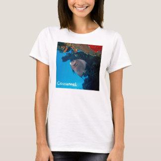 CozumelAngelfish T-Shirt