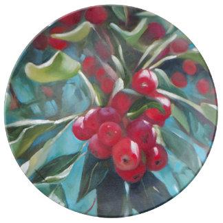 Crabapple Baum Teller