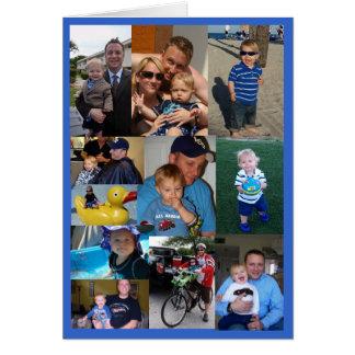 Craig Vatertagskarte Grußkarte