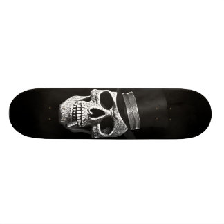 Crâne de chapeau supérieur skateboard old school  21,6 cm
