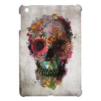 Crâne floral coques iPad mini