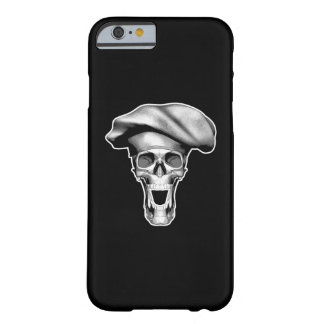 Crâne heureux de chef coque barely there iPhone 6