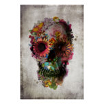 Crâne Posters