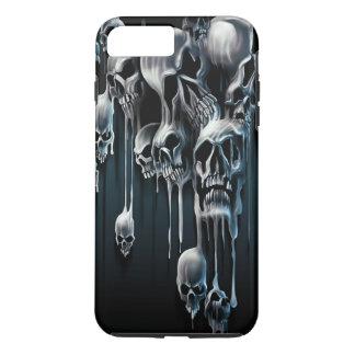 Crânes d'égoutture coque iPhone 7 plus