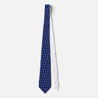 Cravate de conception d'éléphant