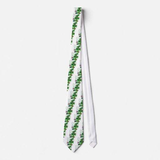 Cravate de tige de haricot