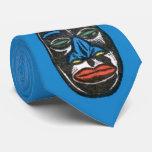 Cravate de totem de Tiki