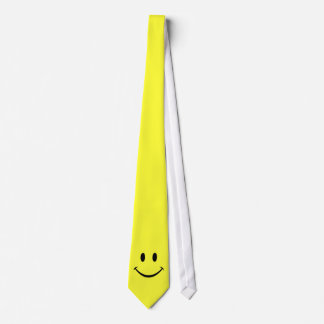 Cravate souriante de visage