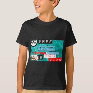 Creationartist7 Youtube Kanal 326 T-Shirt