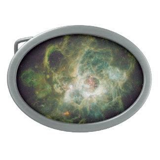 Crèche des nouvelles étoiles - GPN-2000-000972 Boucle De Ceinture Ovale