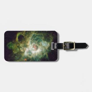 Crèche des nouvelles étoiles - GPN-2000-000972 Étiquettes Pour Bagage