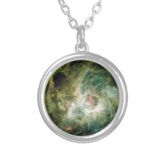 Crèche des nouvelles étoiles - GPN-2000-000972 Pendentif Rond