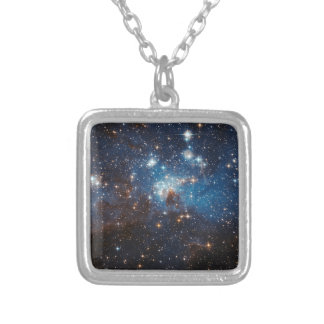 Crèche LH95 stellaire Pendentif Carré