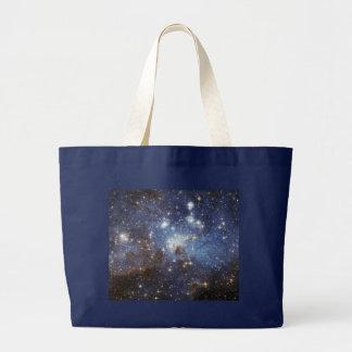 Crèche stellaire sac en toile jumbo