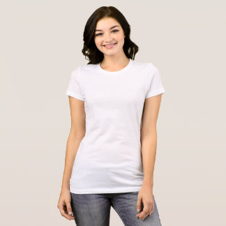 Créez votre  votre t-shirt ras de cou pour femme B