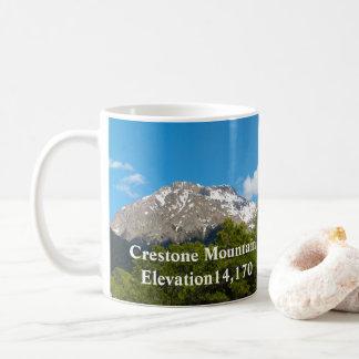 Crestone Colorado Erinnerungsstücke * Crestone Tasse