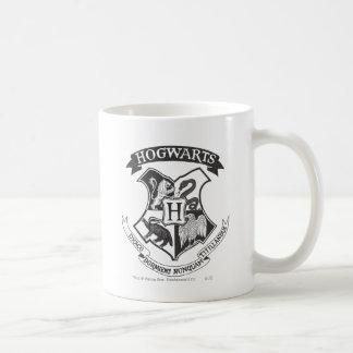 Crête 2 de Hogwarts Tasse À Café