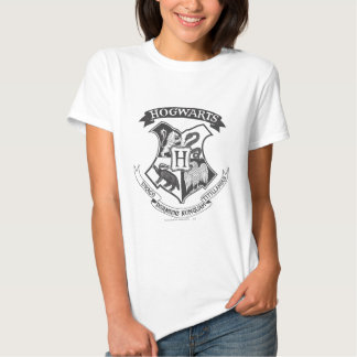 Crête 2 de Hogwarts Tshirt