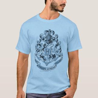 Crête de Harry Potter | Hogwarts - bleu T-shirt