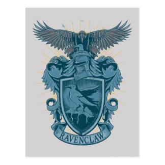 Crête de Harry Potter   Ravenclaw Carte Postale