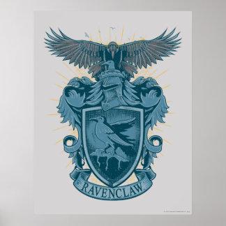 Crête de Harry Potter   Ravenclaw Poster