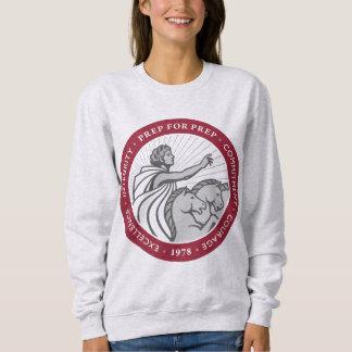 Crewneck das Logo der Frauen Sweatshirt