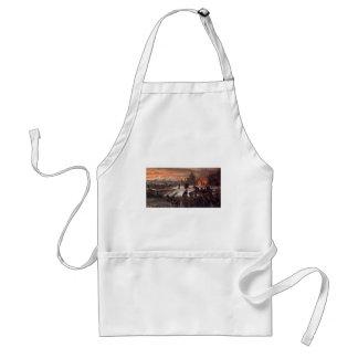Croisement de Lawrence Tadema-The de la rivière Be Tablier